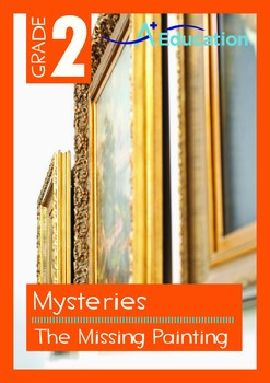 Mysteries - The Missing Painting - Grade 2