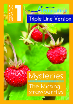 Mysteries - The Missing Strawberries - Grade 1 ('Triple-Tr