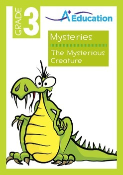 Mysteries - The Mysterious Creature - Grade 3