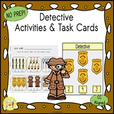 Detective Activities and Task Cards