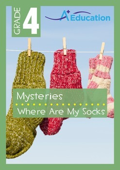 Mysteries - Where Are My Socks - Grade 4