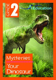 Mysteries - Create Your Own Dinosaur! - Grade 2