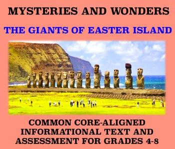 Mysteries and Wonders Passage and Assessment #19: The Gian