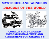 Mysteries and Wonders Passage and Assessment #32: Dragons of the World