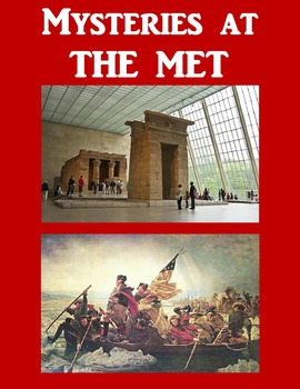 Mysteries at The Met Webquest