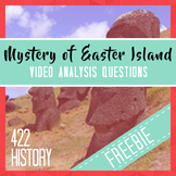 Mystery of Easter Island Video Analysis Questions