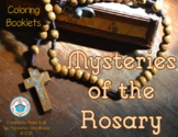 Mysteries of the Rosary Coloring Booklets
