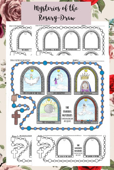 Mysteries of the Rosary-Draw