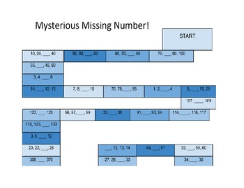 Mysterious Missing Number