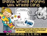 Mysterious Movers Spanish Writing Prompts & Cards Can Be U