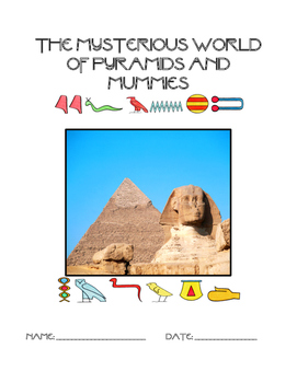 Mysterious world of Mummies and Pyramids