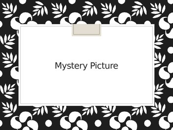 Mystery 120 Chart Picture