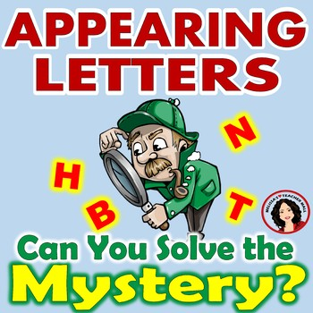 Mystery Activity Fun Reading Passage with Worksheets