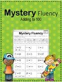 Math Fluency Mystery Addition Adding 10s