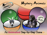 Mystery Animals - Animated Step-by-Step Game - Regular
