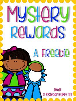 Mystery Awards Free