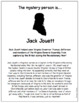 Jack Jouett Mystery Person Activity (VS.5c)