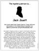 Mystery Bag Activity: Jack Jouett (VS.5c)