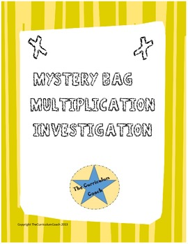 Mystery Bag Multiplication Investigation