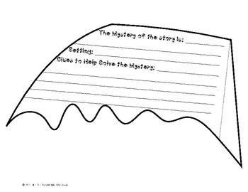 Mystery Bat Book Report
