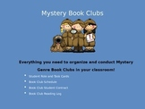 Mystery Book Clubs Student Roles