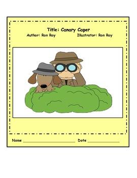 Mystery Box Book Report