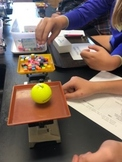 """Scientific Method: Mystery Box Lab """"Think Outside the Box"""""""