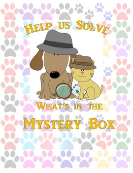 Mystery Box Label