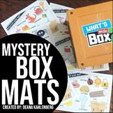 Mystery Box Mats