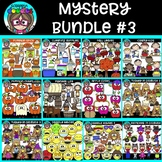 Mystery Bundle #3  - $57.00 Value {Scrappin Doodles Clipart}