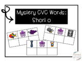 Mystery CVC Words: Short o