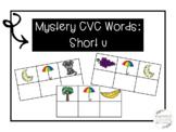 Mystery CVC Words: Short u