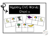 Mystery CVC Words: Short u