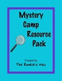 Mystery Camp Resource Pack