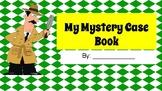 Mystery Case Book PDF or DIGITAL Journal