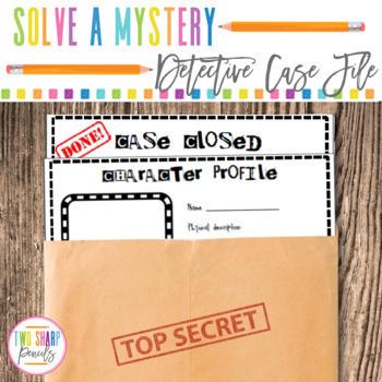 Solve a Mystery Case File