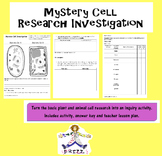 Mystery Cell Research Investigation