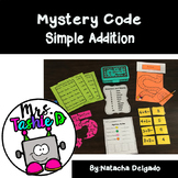 Mystery Code (Simple Addition)