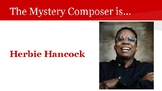 Mystery Composer of the Month - Herbie Hancock