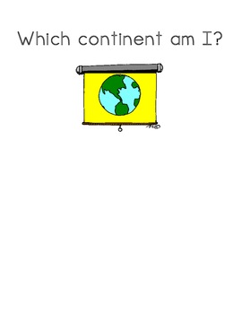 Mystery Continent