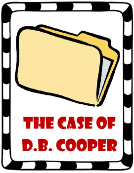 Mystery - D.B. Cooper Investigation