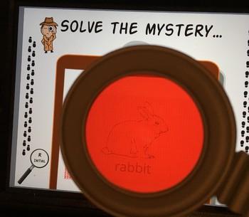 "Mystery Decoder Artic No Print ""R"""
