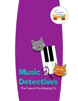 Music Detectives - The Case of the Missing C's