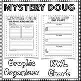 Mystery Doug Graphic Organizer, KWL Chart, RACE Strategy