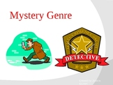 Mystery Fictional Genre