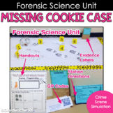 Case of the Missing Cookie:  Forensic Science Simulation