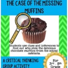 Mystery Game - Missing Muffins - Great Ice Breaker Activity!