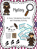 Mystery Genre Intro and Activity