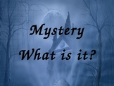 Mystery Genre Powerpoint