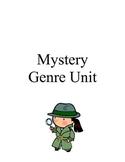 Mystery Genre Unit